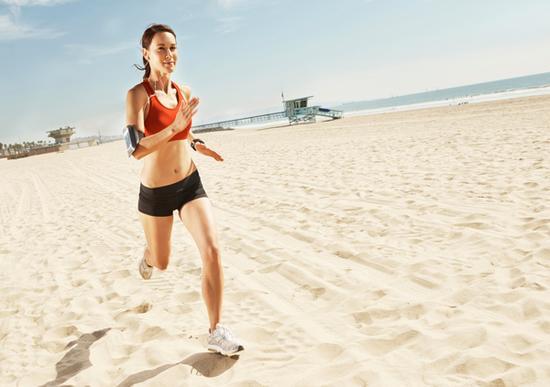 跑步是变瘦但你要松松这几点|运动怎么减很的粗肉做到大腿图片