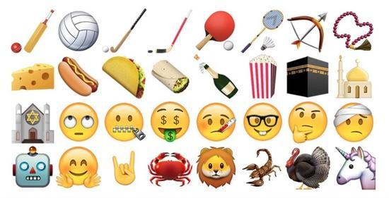 蘋果發布iOS 9.1升級 新增150個表情