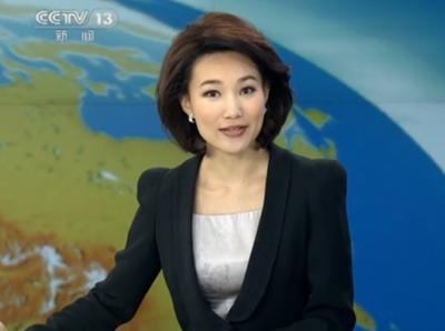 最端庄大气的光棍:央视《新闻联播》主持人李梓萌。