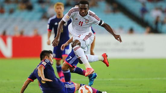 哈利勒今年亚洲杯曾率队淘汰日本