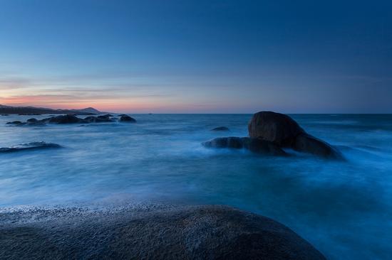 淇水湾夜景