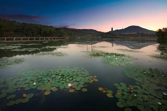 丘北纳龙湖水利风景区