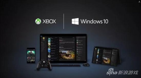 windows10和xboxone联动以及跨平台游戏
