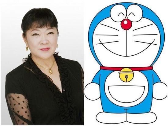 大山羡代为哆啦A梦配音长达26年,在日本人心目中奠定重要地位