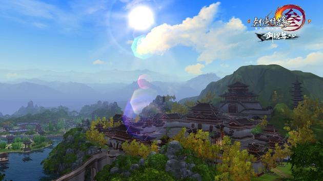 《剑网3》29日更新内容放出 完善系统调节数值