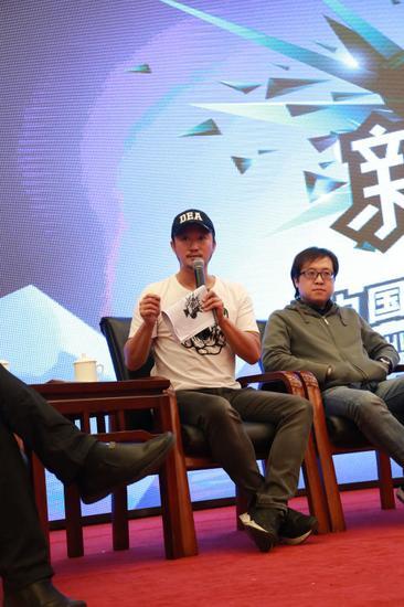 吴京: 我们不靠好莱坞也有特色的动作片