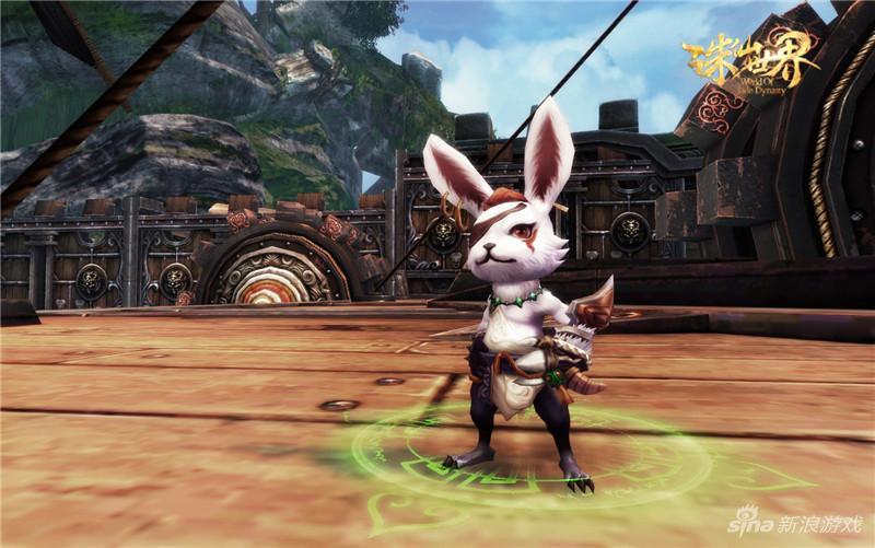 海盗兔背后是真人还是真宠?