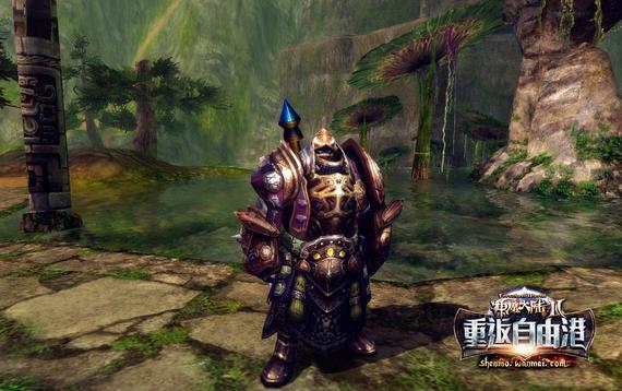 《神魔大陆2》游戏截图