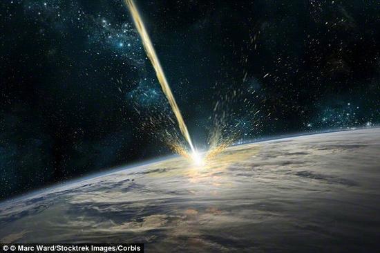 科学家警告称,随着太阳穿过银河系,彗星受到作用力后会飞向地球,因此地球或正面临遭彗星撞击的巨大危险。太阳及太阳系各大行星穿过银河系盘面中部的运动都与世界末日事件相关联。