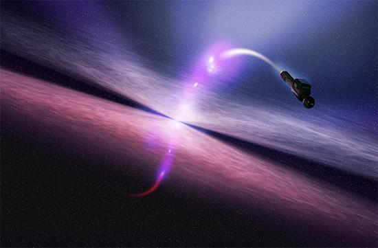 穿越虫洞或成真:科学家寻找超光速旅行新捷径