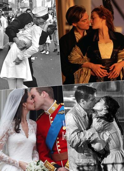 那些经典的吻