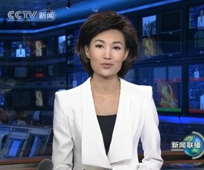 """央视《新闻联播》主持人李梓萌高居""""2015中国11大光棍名人""""榜首"""