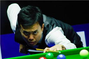 国锦赛傅家俊5-6止步8强 半决赛将演黑马之战