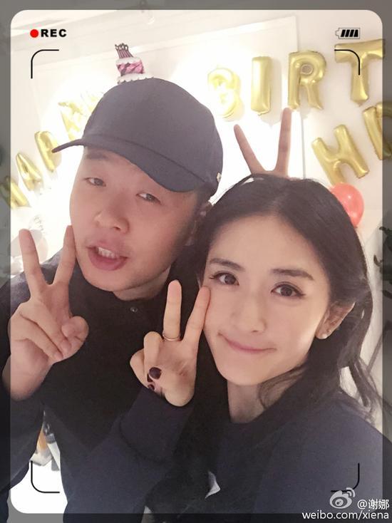 杜海涛和谢娜