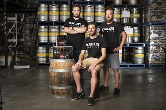 《使命召唤12》精酿麦啤登陆澳洲