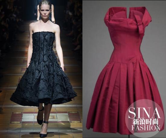 Lanvin与Dior