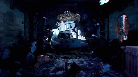 《使命召唤12》跑酷模式包含二战战场地图