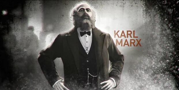 《刺客信条:枭雄》里的卡尔马克思