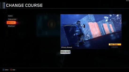 《使命召唤12》跑酷模式情报