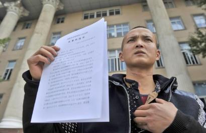 10月30日,法院判决陶先生承担30%的责任,他表示将继续上诉。