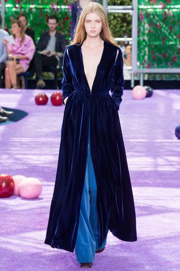 2015Christian Dior秋冬高定秀场