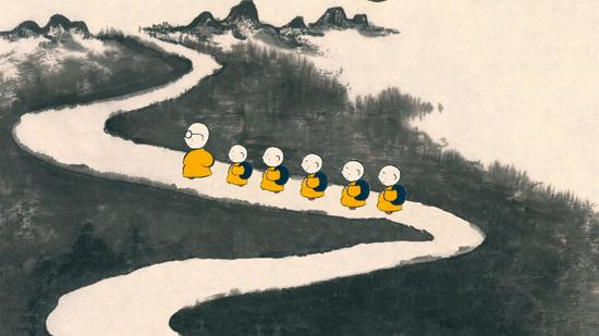 贤二的中国梦