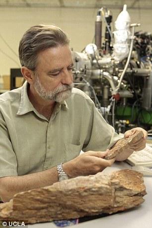 马克-哈里森是加利福尼亚大学洛杉矶分校的地理化学教授,也是此次研究项目的主要负责人。