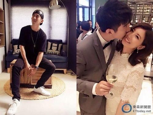 修杰楷和贾静雯爱得很甜蜜