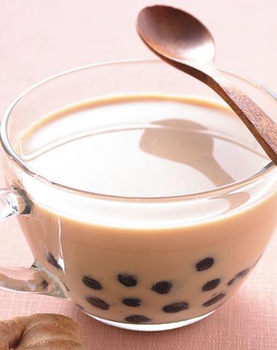 奶茶里的珍珠会堵住肠道?(新浪科技配图)