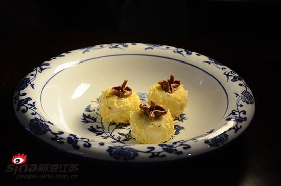 以意显形的太湖船点:皇廷小吃
