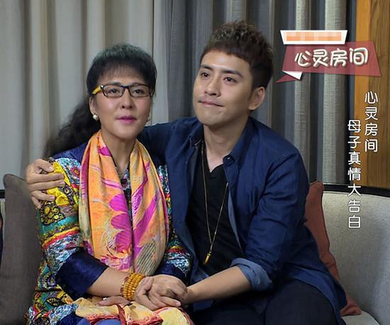 扎西顿珠和妈妈宗庸卓玛