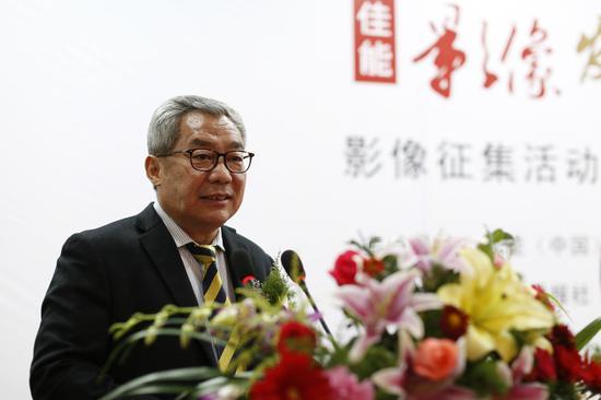 甘肃省文化厅副厅长俄军致辞