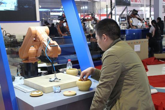 """機器變人的未來 恐怕也是BAT的""""菜"""""""