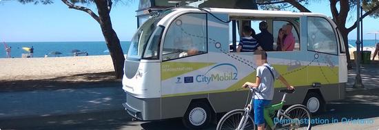 比硅谷還早一步:希臘無人駕駛巴士投入運營