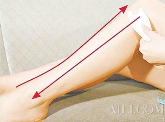神速瘦腿10妙招 让下半身小一号