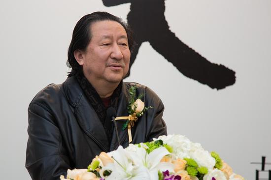 中国国家画院院长 杨晓阳先生致辞