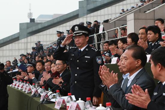 河南警察学院的本科学生,如果考研都可以考哪些学校?