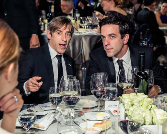 科技界的奧斯卡頒獎禮:有錢的漂亮的都在這裡
