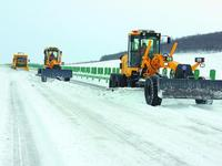 黑龙江省内多条高速路封闭 具体开通时间待定