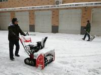 哈市物业办发布小区清雪时限 小雪72小时