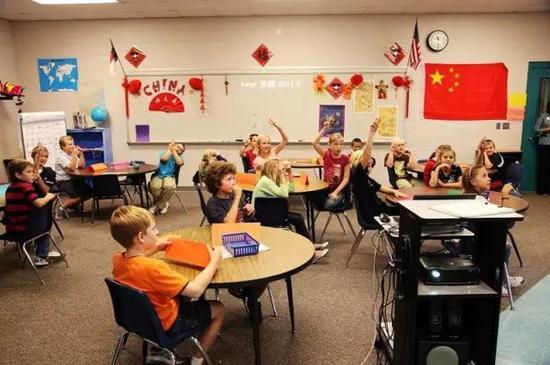西方宽松的教育在偷偷地完成社会分层(图片来源于网络)
