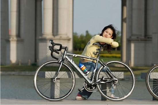 RMOT土拨鼠世界上最好的健身运动竟然是骑自行车图片