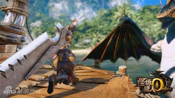 怪物猎人OL制作人向玩家致歉