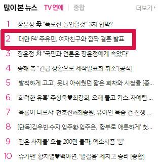 登韩国娱乐网站排行第二