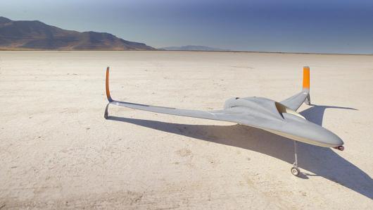 全球最快3D打印噴氣式無人機:時速達240公里