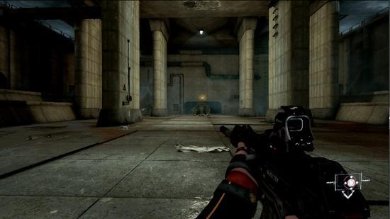 游戏中实景截图
