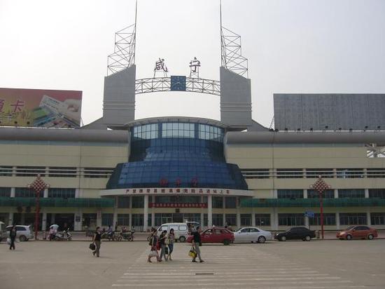 湖北边最具特点火车站排行榜出产炉:咸宁火车站最