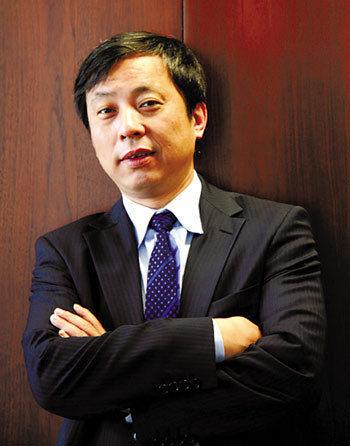 上海著名收藏家刘益谦