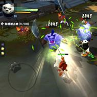 《功夫熊猫》官方手游战斗截图