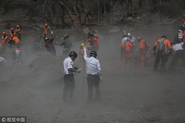 危地马拉火山泥石流致75人死亡 近两百人失踪